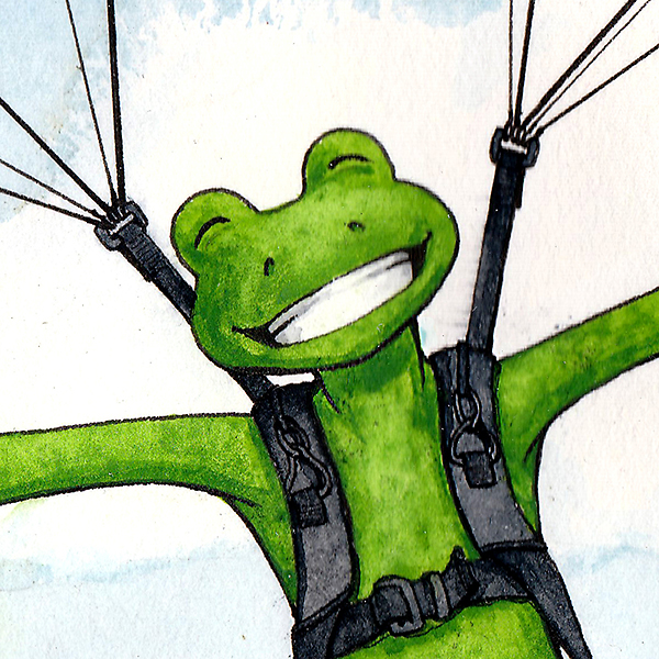 Frog Chute