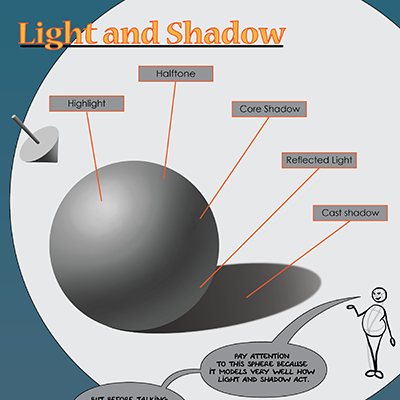 Light and Shadow-side